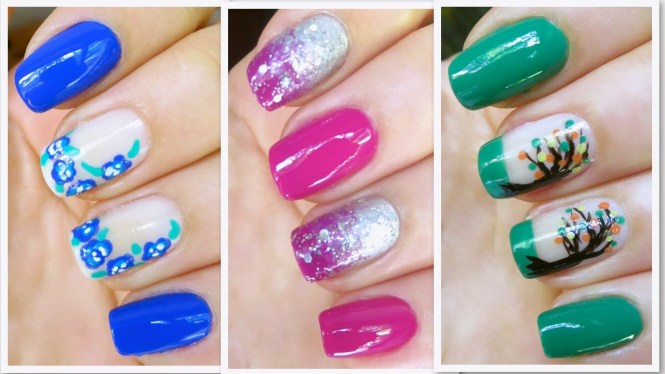 Easy Nail Art Designs For Beginners Step By Fashionk