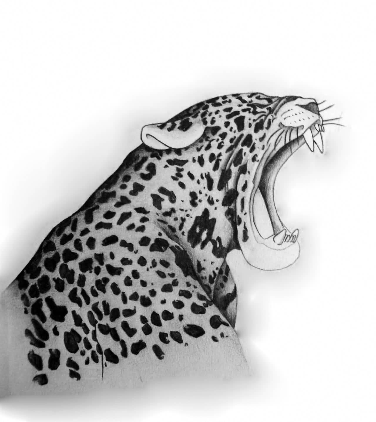 24 Amazing Jaguar Tattoo Designs