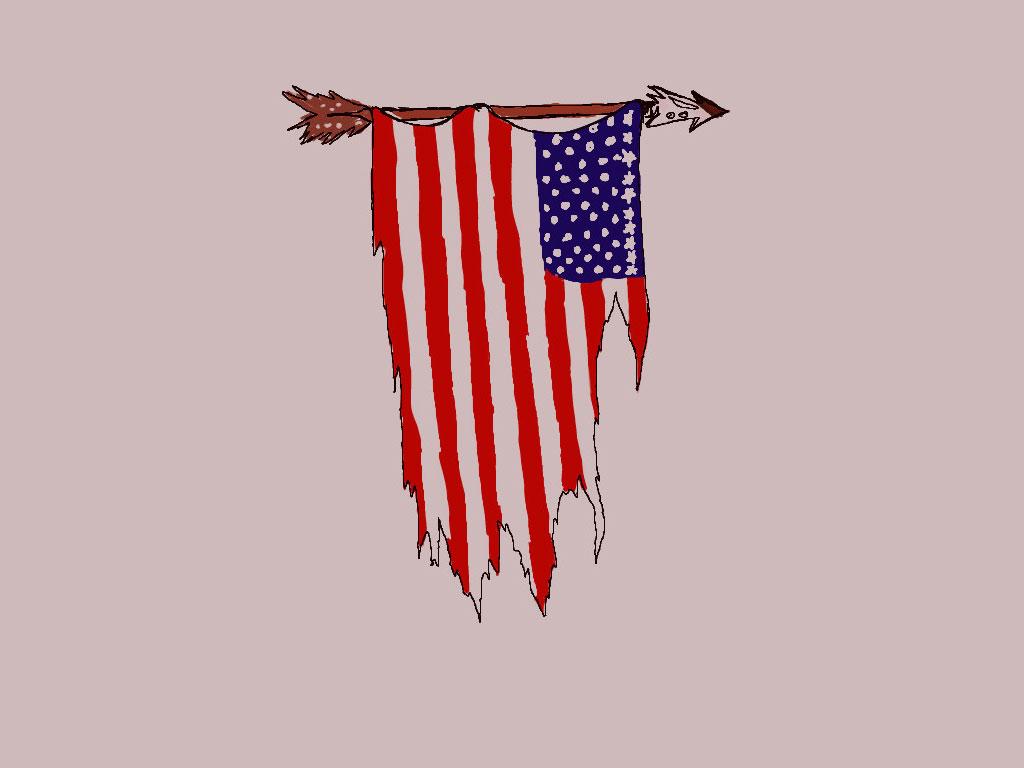20 Us Flag Tattoo Designs