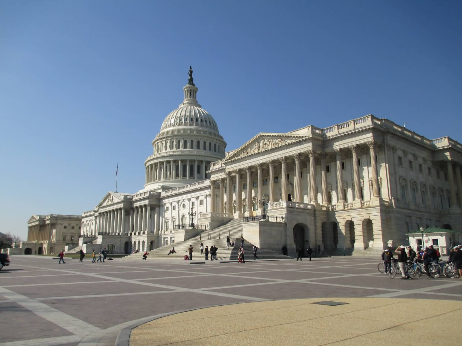 55 Incredible Pictures Of United States Capitol Building