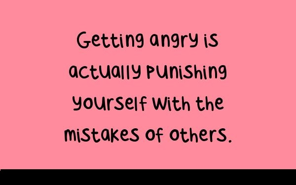 Quotes About Punishing Yourself