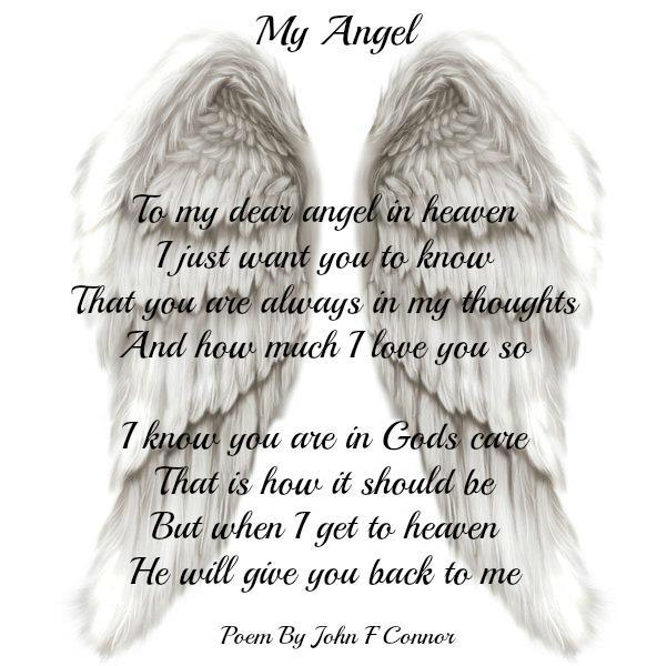You Are My Angel Love Quotes
