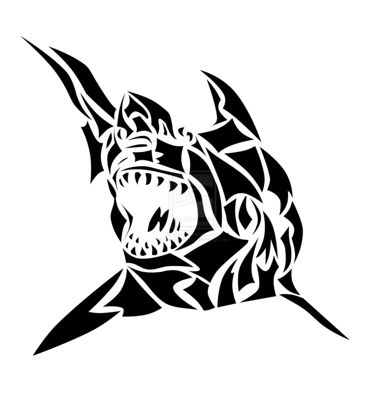 57 Popular Shark Tattoos And Designs