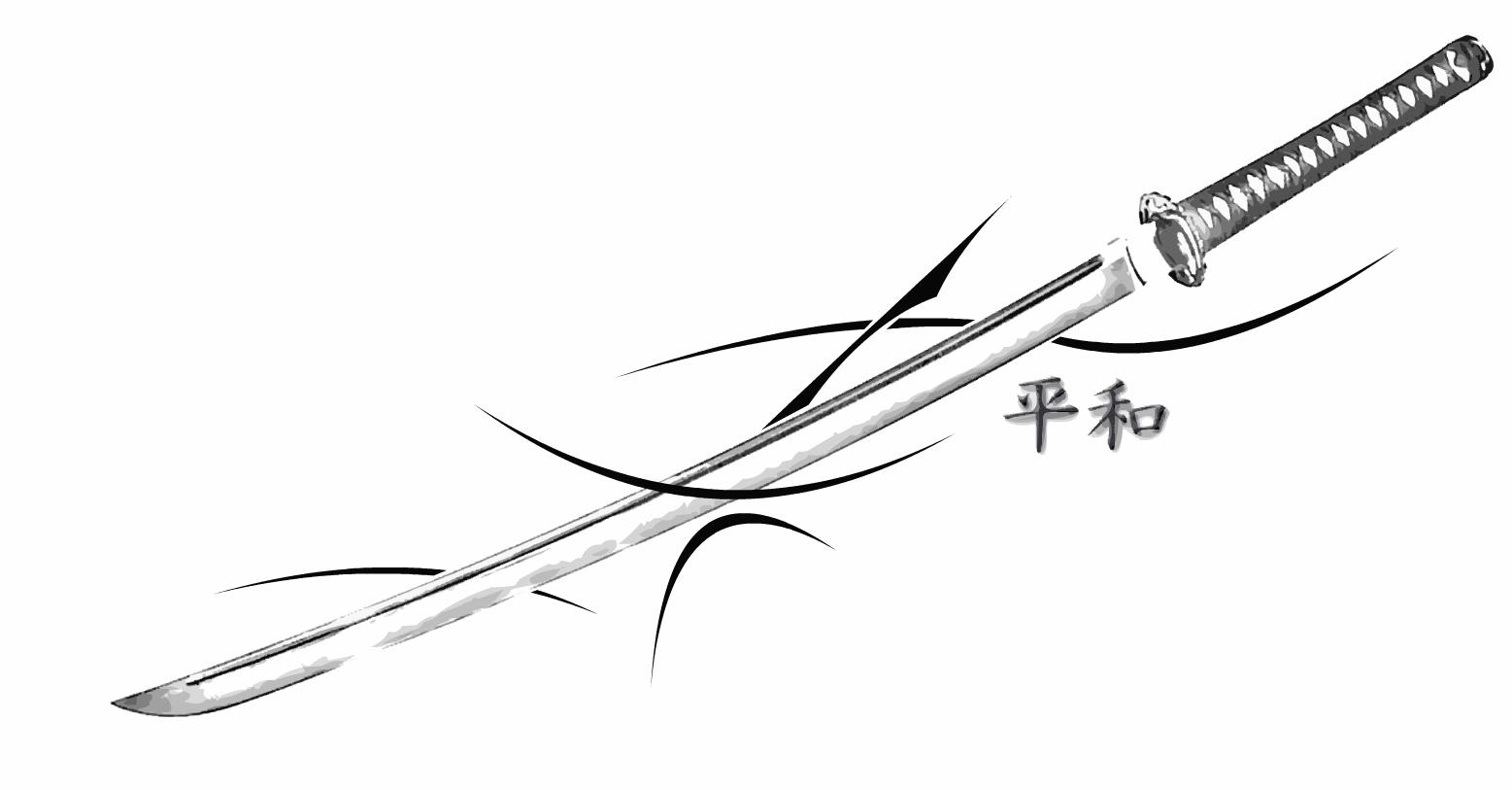 28 Samurai Swords Tattoos Designs And Stencils