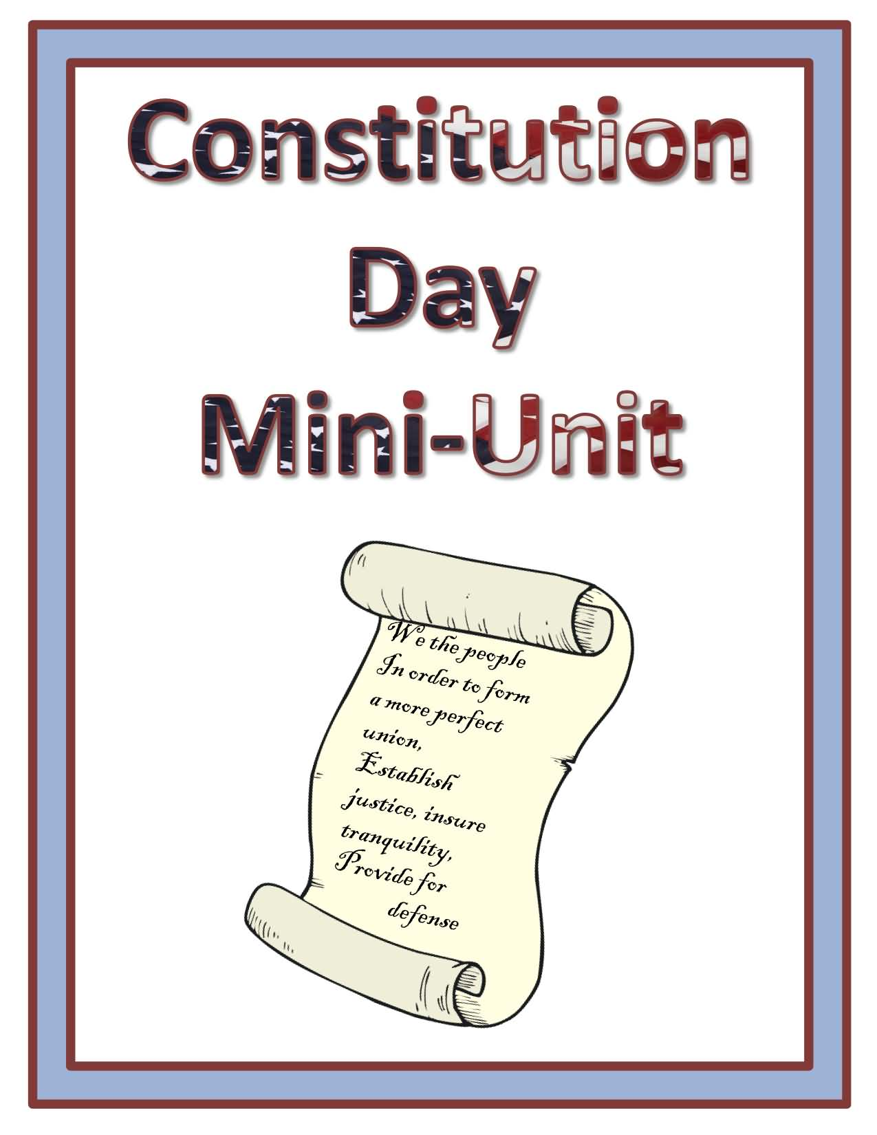 50 Best National Constitution Day Images On Ask As