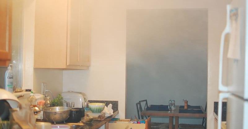 Kitchen Smoke