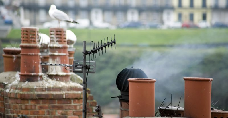 We Have A Leaking Chimney Stack What Do We Do