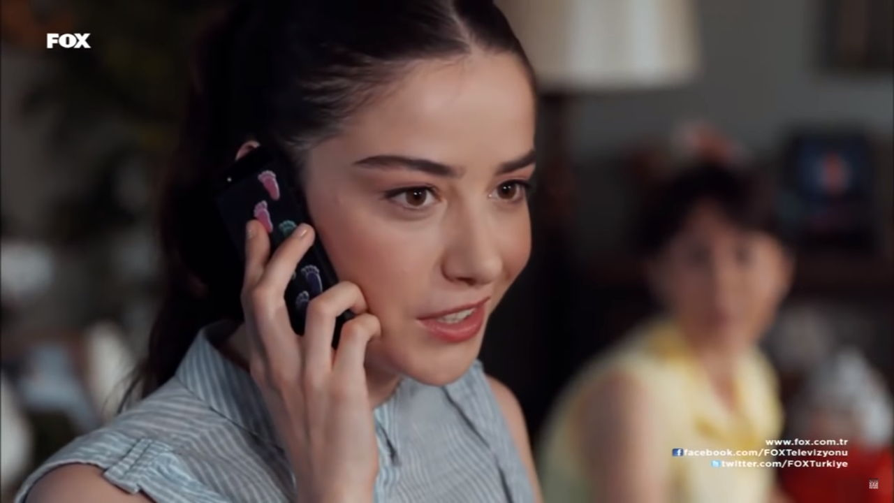 Aashiqui Kiraz Mevsimi Episode 1 in Hindi