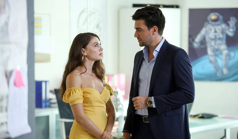 Stellar Love Afili Aşk Episode 14 English Subtitles