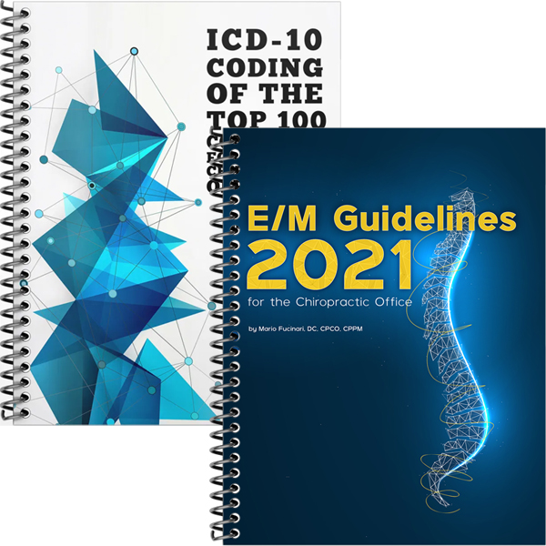 ICD-10 Coding & E/M Guidelines Bundle