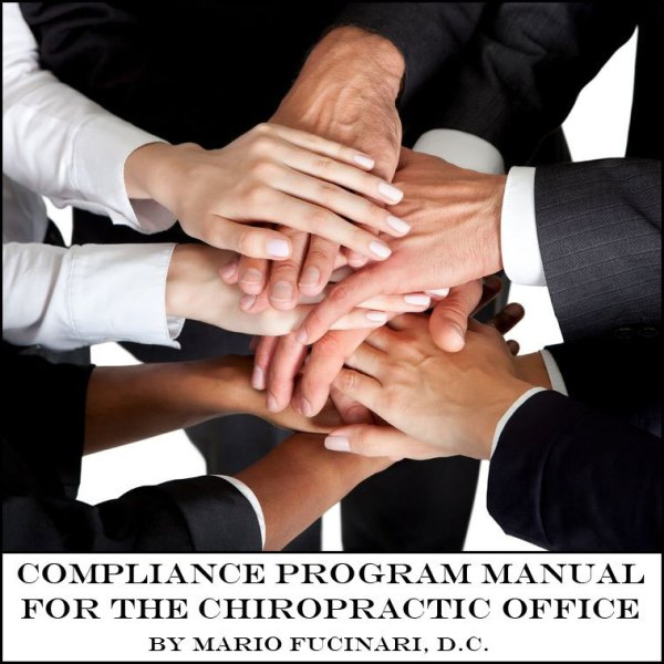 Compliance Program Manual for the Chiropractic Office