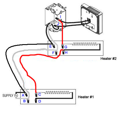 Image Result For How To Install Baseboard Heating