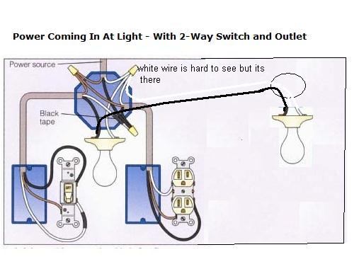 2 Pole Light Switch Diagram Diagram – Wiring Diagram For Single Pole Switch