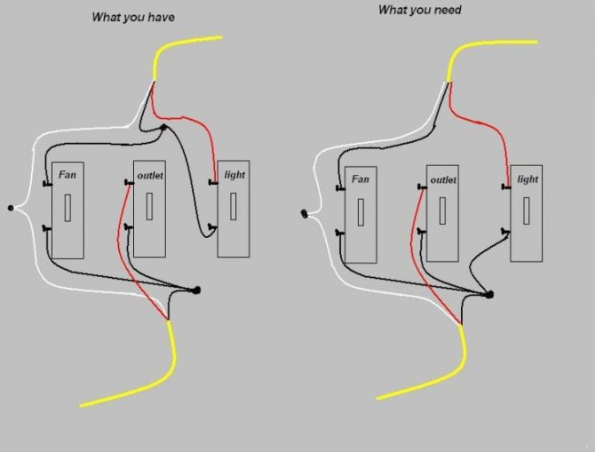 diagram 2 gang light switch wiring diagram full version hd