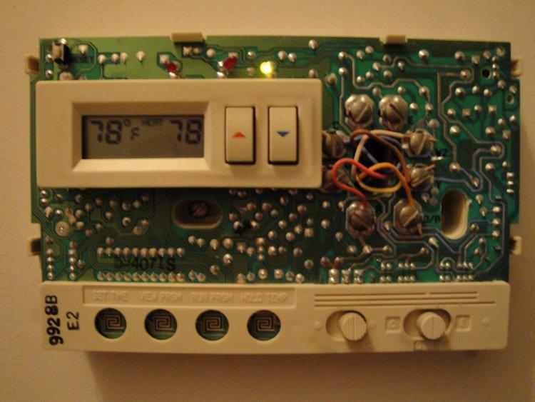 emerson thermostat manual 1f95 1277