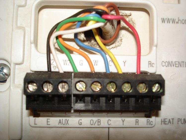 37841d1319986486 colors old thermostat do not match directions new one thermostat wiring honeywell he225 wiring diagram honeywell thermostat connections honeywell wiring wizard at n-0.co