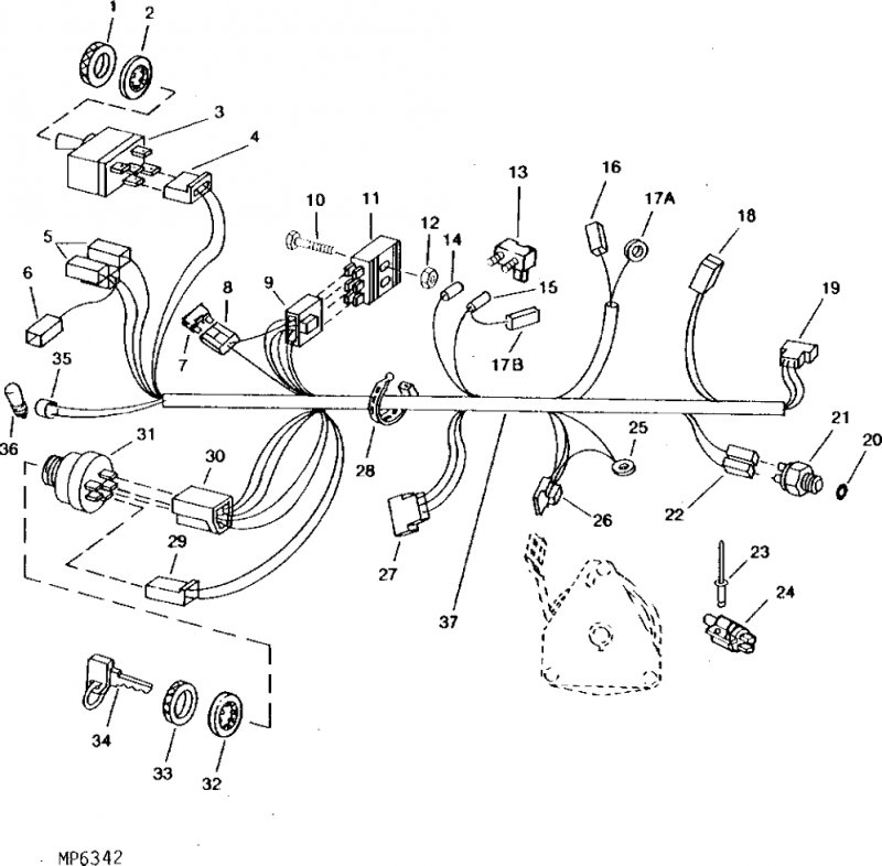 John Deere F620 Wiring Diagram : 30 Wiring Diagram Images