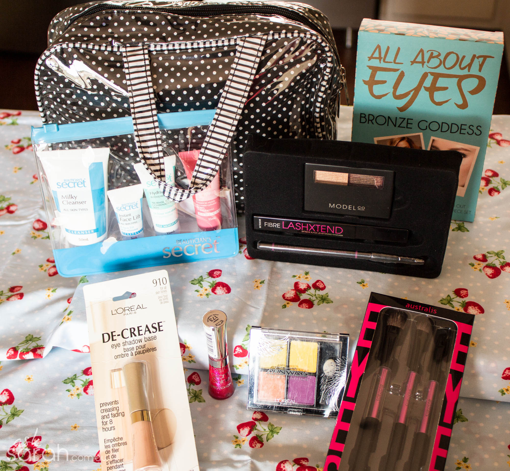 The Great Glamour Giveaway - AskSarah.com.au