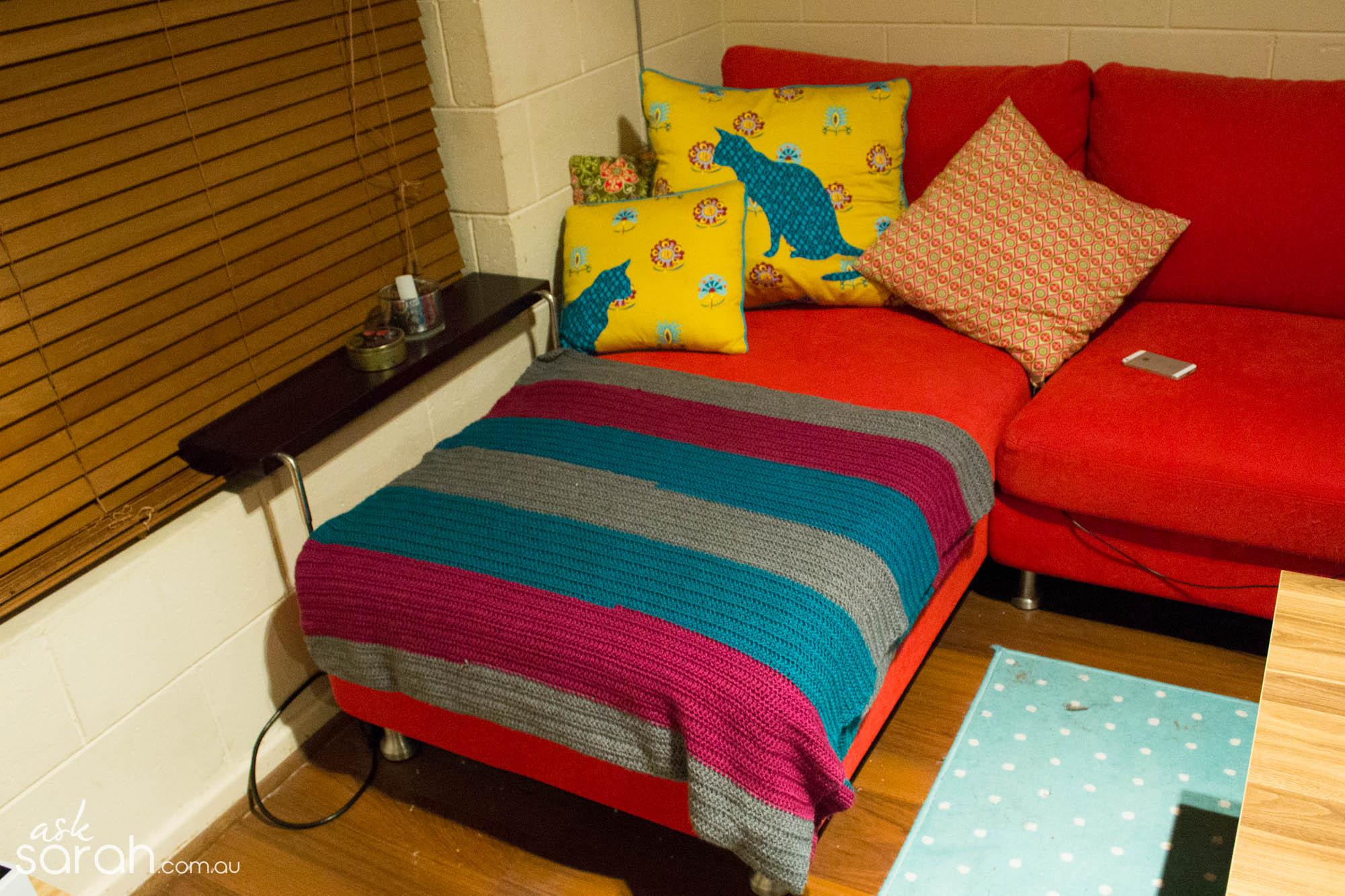 Make: Super Cool Crochet Blanket