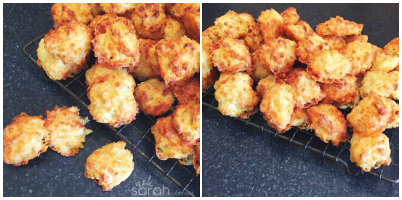 Recipe: Cheese Puffs
