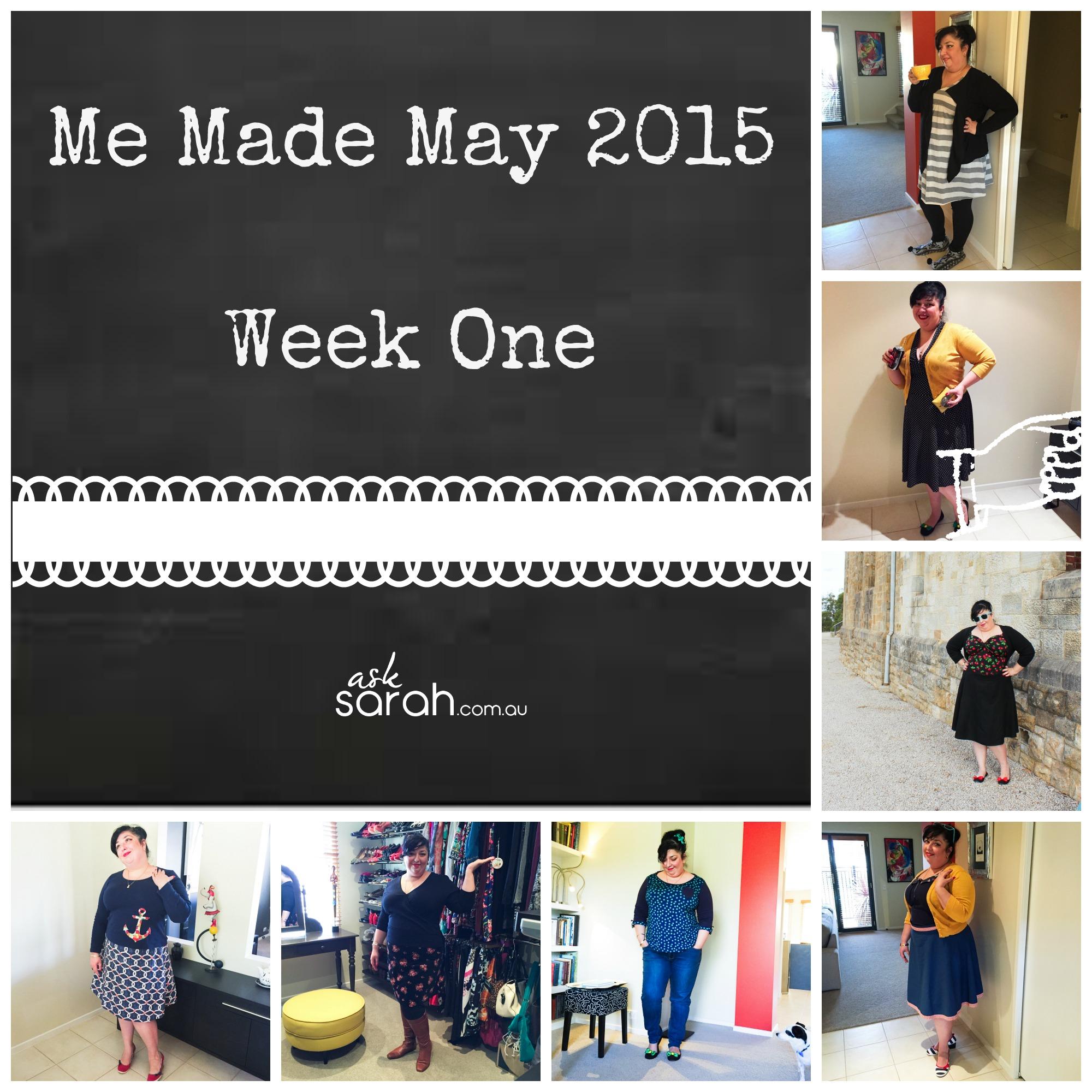 MMM 15 Week 1 #MMMay15