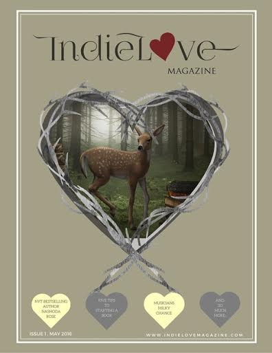 Happy Launch Day to Indie Love Magazine! {Get the inaugural issue now from just $3.99US!}