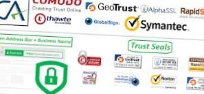 SSL Seals