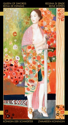 klimt-queen-swords