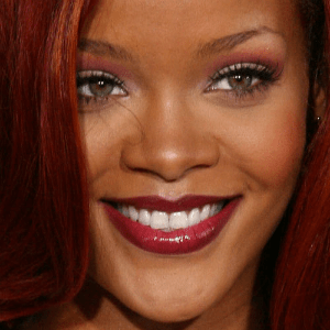 Rihanna -- Venus in Aries