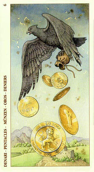 Six of Coins