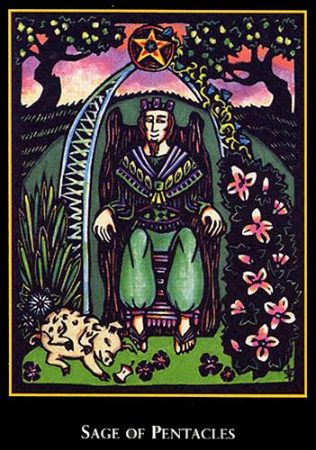 Sage of Pentacles