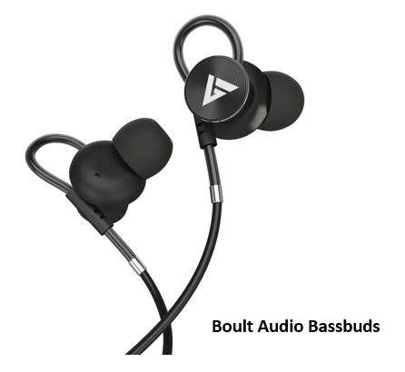 Bould audio bass heads earphones
