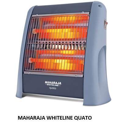 Maharaja whiteline Quato Room Heater