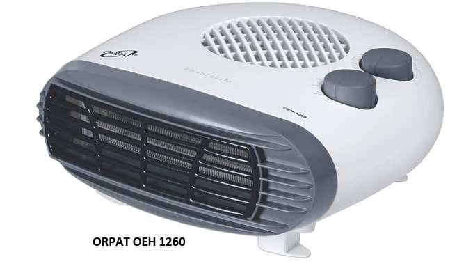 Orpat OEH 1260 Room Heater