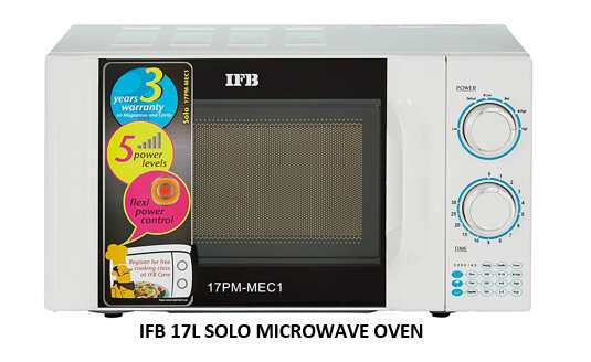 IFB 17L MICROWAVE OVEN