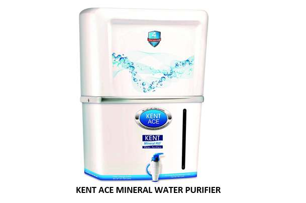KENT ACE MINERAL WATER PURIFIER