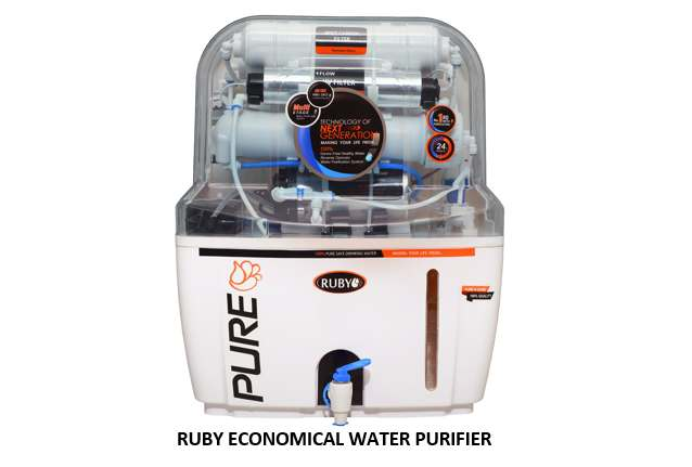 RUBY ECONOMICAL WATER PURIFIER