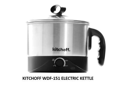 KITCHOFF WDF-151 ELECTRIC KETTLE