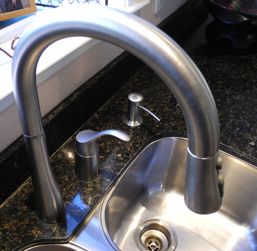 faucet replacement for kitchen or bath