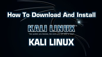 download ad install kali latest verson