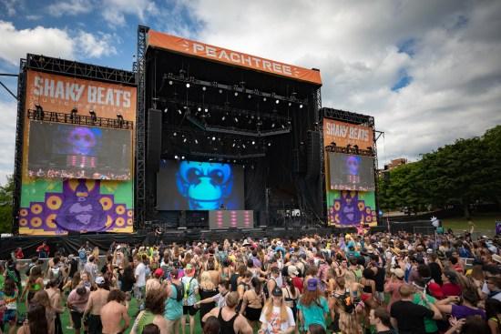 Shaky Beats Festival Day One Recap - ASKWAME