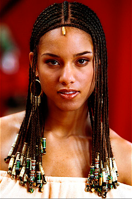 "alt=""alicia keys cornrows"""