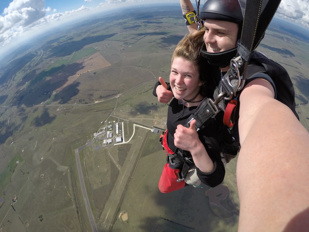 Adrenalin Skydive Goulburn Canberra Sydney NSW
