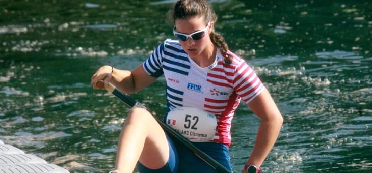 Championnats du monde de marathon : Clémence Leblanc termine 6e de la short race