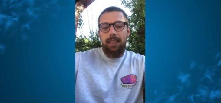 Vidéo: Adrien Bart parle de sa vie en confinement