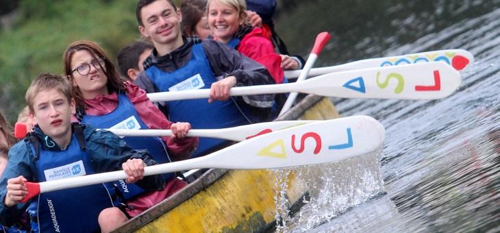 Une dizaine de jeunes de l'IME d'Arras pour une inclusion par le sport