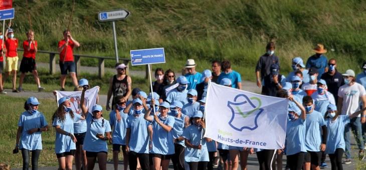 Soutien aux équipes de France olympique et paralympique