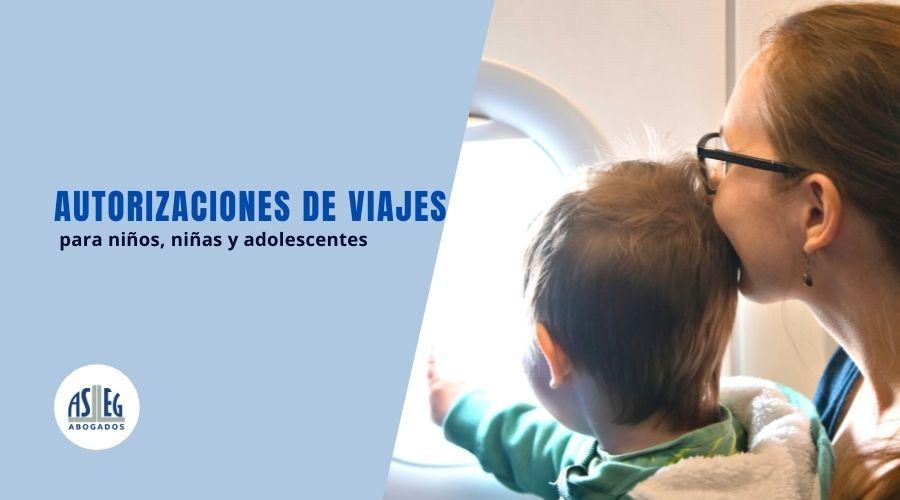 Autorizaciones de Viajes para niños, niñas y adolescentes en Venezuela