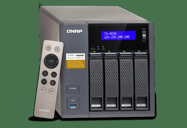 servidor NAS en tenerife