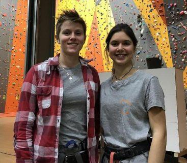Alexia et Angélique